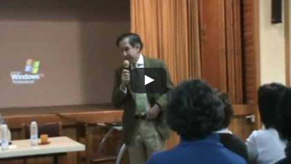 Enrique Rojas | Vídeos | 3 Consejos para la educación