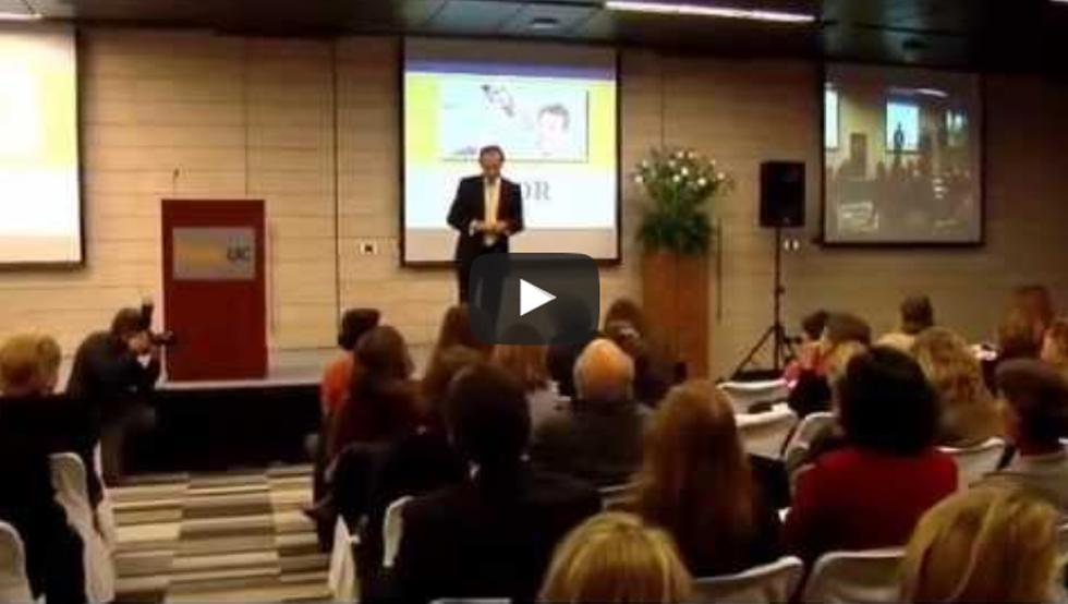 Enrique Rojas | Vídeos | Duoc UC Seminario: El Amor La gran oportunidad | Día 1