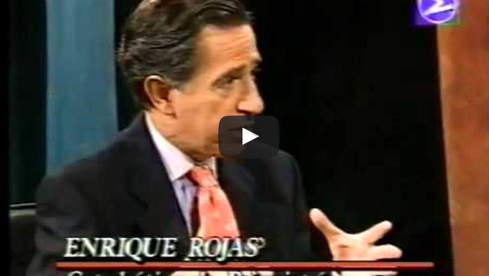 Enrique Rojas | Entrevista de Daniel Hadad | Parte 5