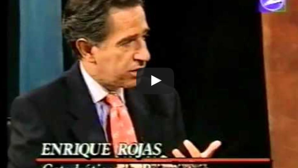 Enrique Rojas | Entrevista de Daniel Hadad | Parte 8