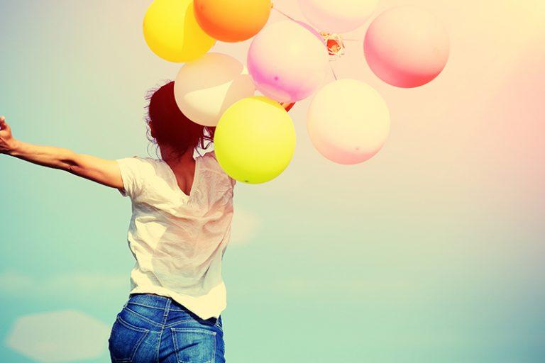 >Cinco consejos para ser feliz