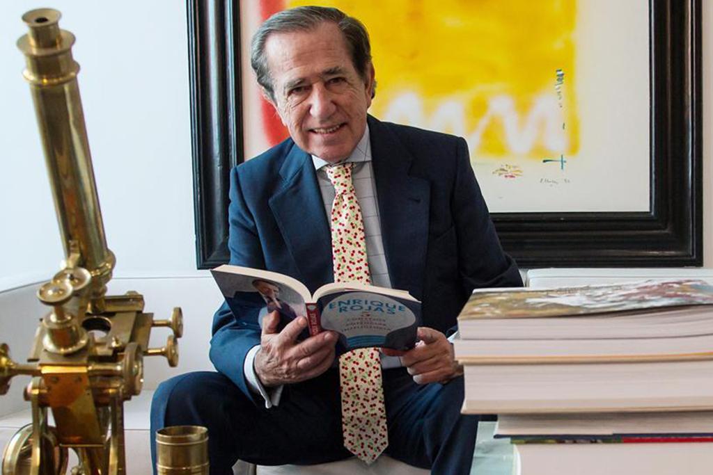 La lectura es la puerta de la inteligencia | Entrevistas | Enrique Rojas