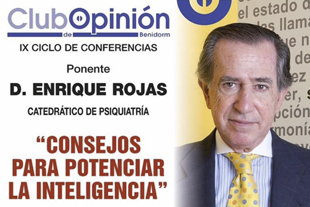Enrique Rojas   Psiquiatra   Instituto Español de Investigaciones Psiquiátricas